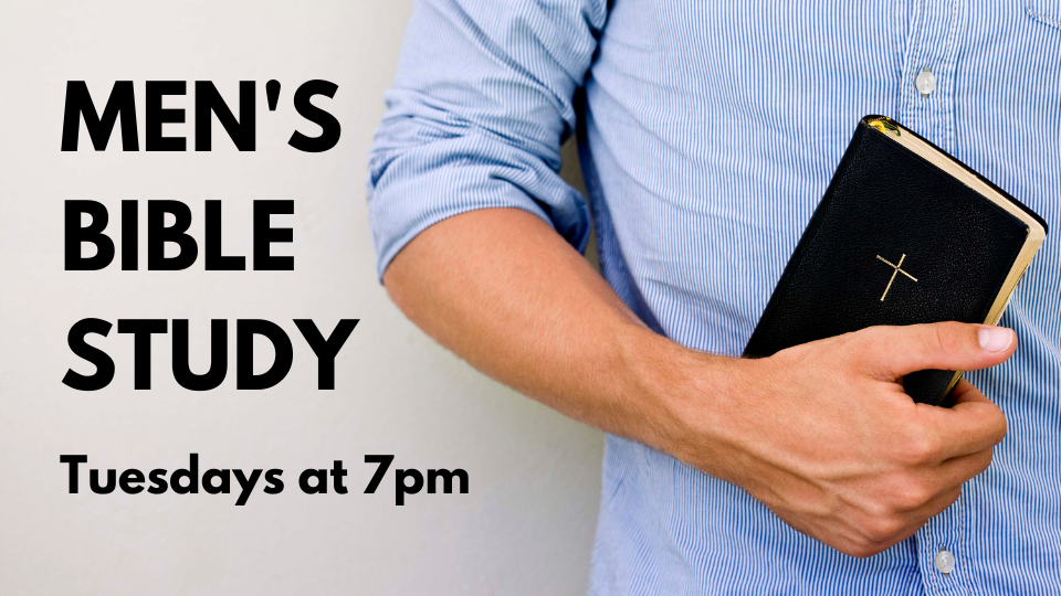 Men's Bible StudyTechies
